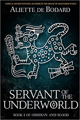 Book Review: Servant of the Underworld