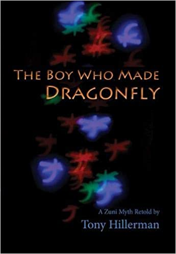 Book Review: The Boy Who Made Dragonfly